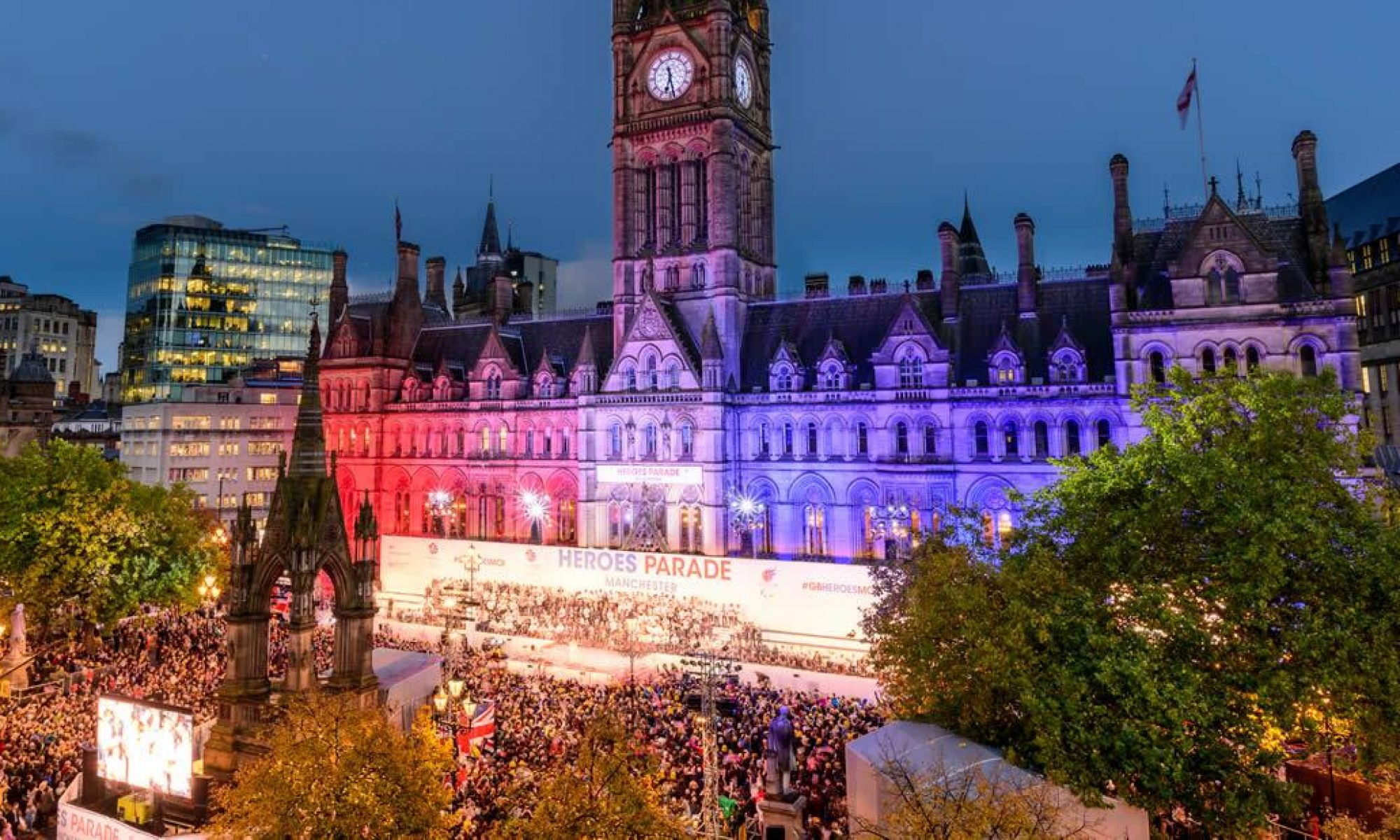 You have nothing to lose when visiting the city of Manchester